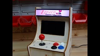 "Kit ""Mini - Arcade"""