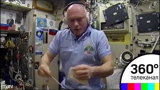 Космонавт Олег Артемьев завел собственный видеоблог