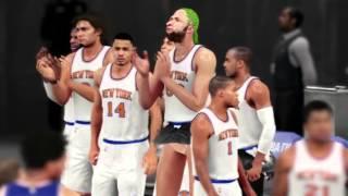 NBA2K16 GONE SEXUAL (plz hide nearby children)