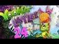Let's Play Live YOOKA-LAYLEE #24 GO BOSS FINAL (Encore)