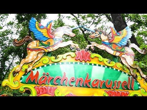 Fairy tale carousel