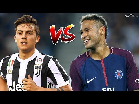 Neymar Jr vs Paulo Dybala ● Skills & Goals Battle ● 2018 HD