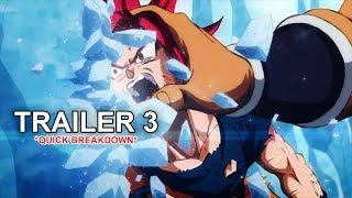 Whis vs...WHAT!?! Dragon Ball Super Broly Trailer 3 *QUICK BREAKDOWN* Unleashed Power!