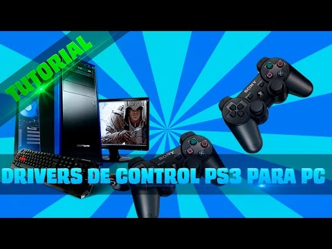 Tutorial: Descargar e Instalar Drivers del control de PS3 para tu pc