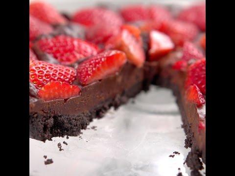 Σοκολατόπιτα χωρίς ψήσιμο στο φούρνο!  thumbnail