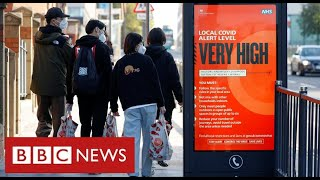 Millions more enter Tier 3 in England as mutant Covid strain emerges  - BBC News