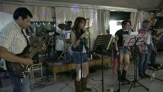 Let's Talk About Love (Jessie Farrell Cover) - Dead Dogs 2017 1st Country Event