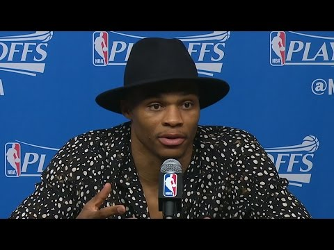 Funniest Presser of The Playoffs - The Starters