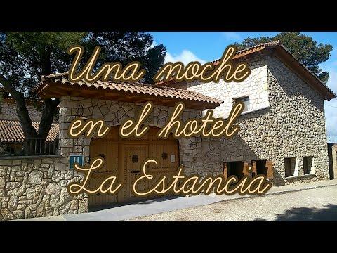 Una noche en el hotel La Estancia, en La Muela, Zaragoza