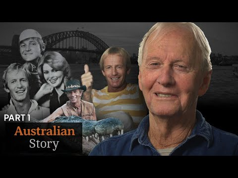 From rigger to showbiz royalty: Paul Hogan's remarkable path to Hollywood | Australian Story