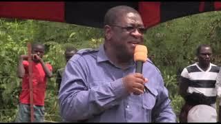 Senator Amos Wako condemns early 2022 campaigns, says Kenyans should focus on BBI