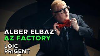 ALBER ELBAZ, HIS LAST FILMED INTERVIEW AT AZ FACTORY. By Loic Prigent