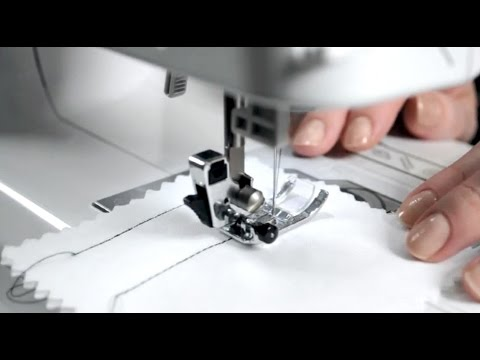 How to Sew a Straight Stitch