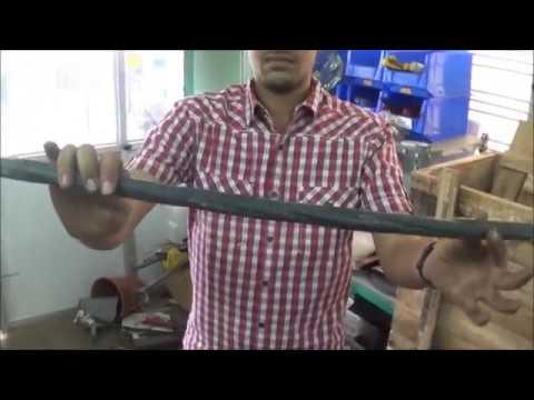 Heavy Duty Scrap Wire Stripping Machine