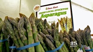 Central Valley Asparagus Growers Losing Local Marketshare To Mexico