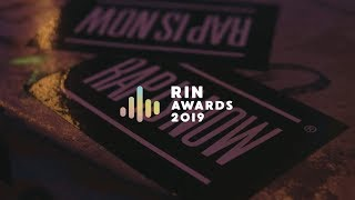 RIN AWARDS 2019 (OFFICIAL AFTERMOVIE) | RAP IS NOW