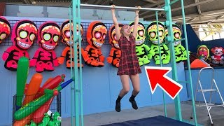 HANG FOR 100 SECONDS, WIN GIANT PRIZE HANG CHALLENGE!