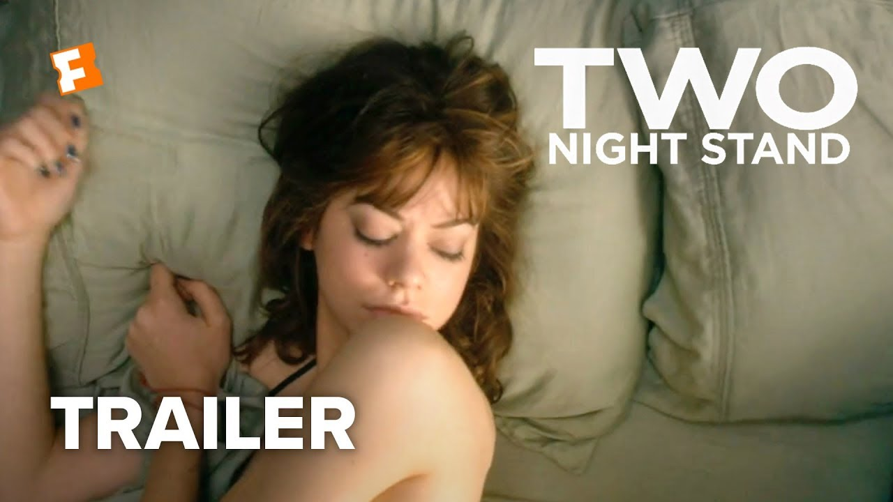 Video trailer för Two Night Stand Official Trailer #1 (2014) - Analeigh Tipton, Miles Teller Romantic Comedy HD