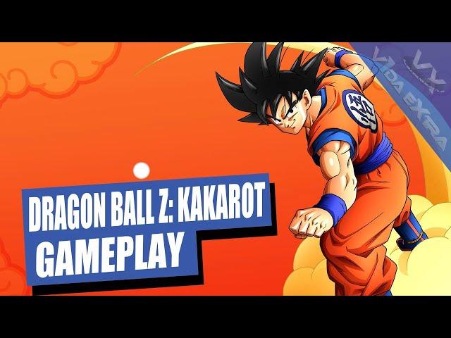 Dragon Ball Z: Kakarot en Nintendo Switch - ¡Goku y sus amigos se reúnen!