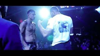 Backstage FIGHT NIGHTS GLOBAL 53 Weekend