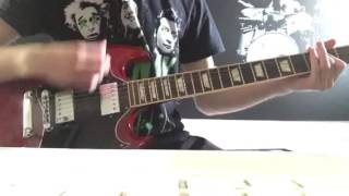 Stereophonics - Looks Like Chaplin Guitar Cover