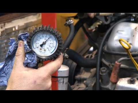 Video 17 Comprobación de Presión de Aceite