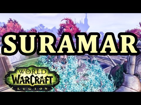 Video Friends With Benefits WoW Quest Suramar