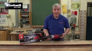Einhell Reciprocating Saw 240v Tool Free Blade Change