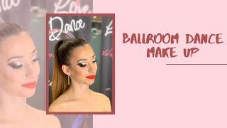 Ballroom Dance Make Up