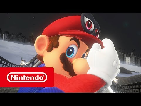 Nintendo Switch Games News: Mario Odyssey trailer, Stardew