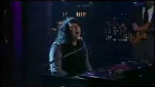 Antony and the Johnsons   Aeon   Live on David Letterman