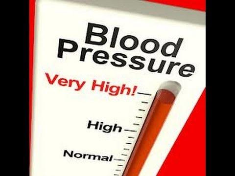 Sintomas da doença faz com que a pressão arterial elevada