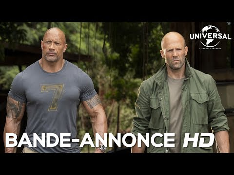 Fast & Furious : Hobbs & Shaw Universal Pictures International France