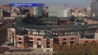 Oriole Park at Camden Yards Gets a Facelift