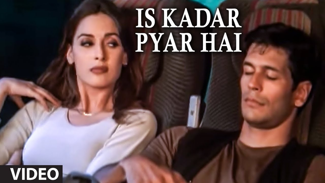 Is Kadar Pyar Hai Lyrics-Sonu Nigam-Milind Soman
