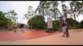 FPV Drone X Skateboarding = Fun! ????