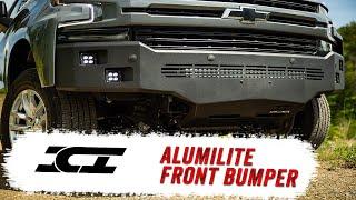 In the Garage Video: ICI Alumilite Front Bumper
