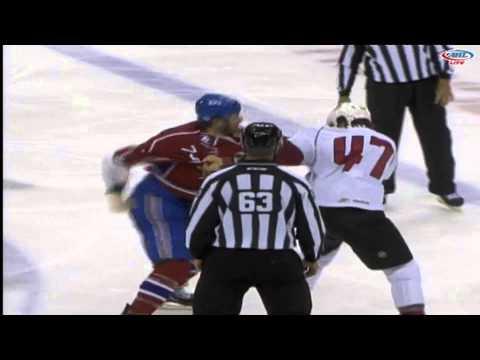 Gabriel Beaupre vs. Nick Tarnasky