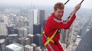 Own Summer: Toronto man tries to conquer a fear of heights