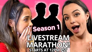 Twin My Heart Season 1 Marathon Live Stream! Season 2 FINALE TOMORROW!