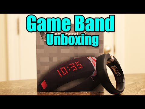 Wearable Minecraft Gameband Unboxing Device: Know What Is It?