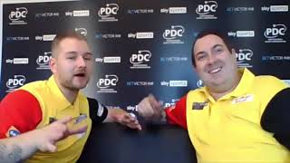 """Dimitri van den Bergh and Kim Huybrechts: """"We are one of the toughest teams to beat"""""""