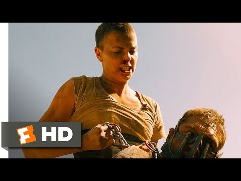 Mad Max: Fury Road - Max vs. Furiosa Scene (3/10) | Movieclips
