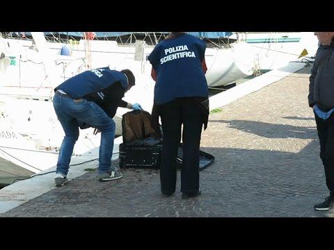 Lanalisi su vermi in San Pietroburgo