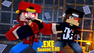 Minecraft EXE 2.0 - THE FINAL WEEK, ROPO .EXE IS BACK & HAS A PLAN!