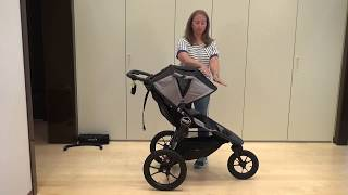 SUMMIT X3 by baby jogger 2018