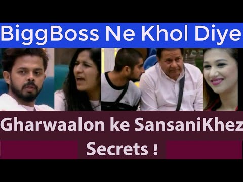 Bigg Boss 12 Day 32 | BiggBoss Ne Sabke Secret TV per Leak Kar diye !