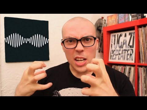 Arctic Monkeys – AM ALBUM REVIEW