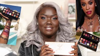Jackie Aina X ABH Palette Review|| Nyma Tang