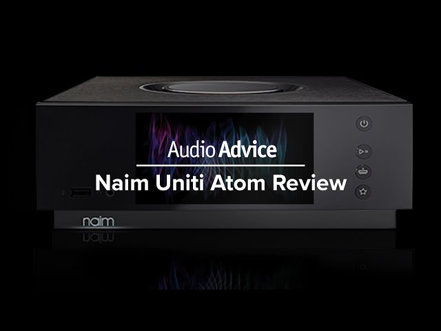 Video of Naim Uniti Atom Stereo Integrated Amplifier